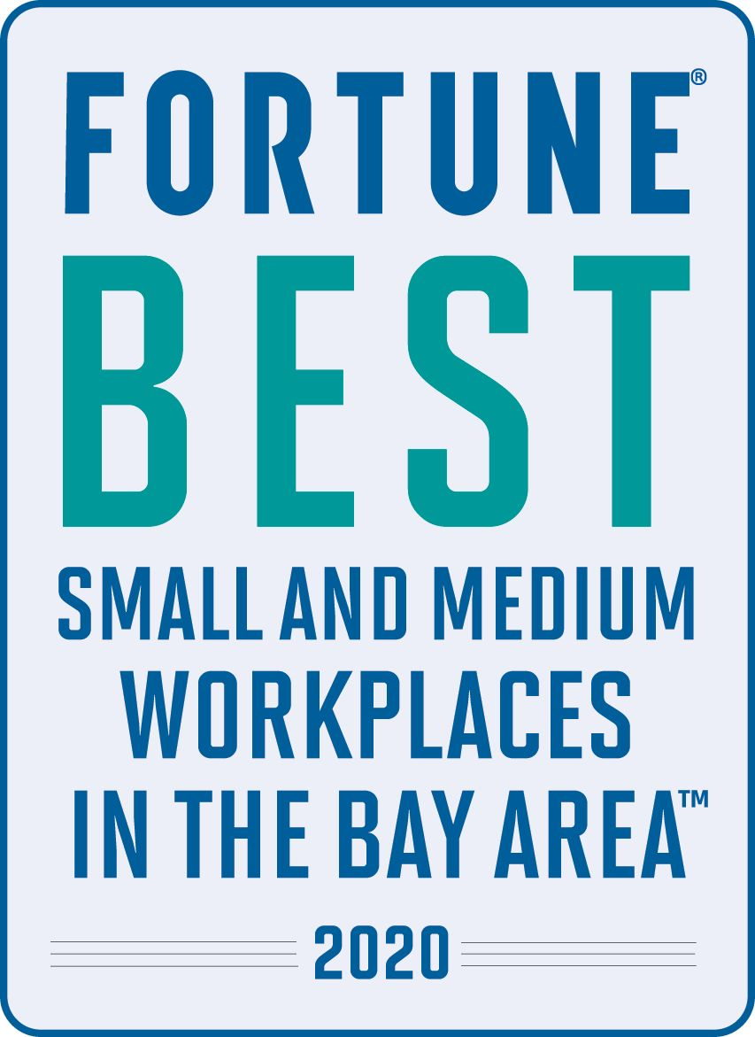 Fortune 100 best small and medium workplaces 2020