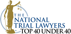 I was named a Top 40 Under 40 Lawyer in Criminal Law by the National Trial Lawyers