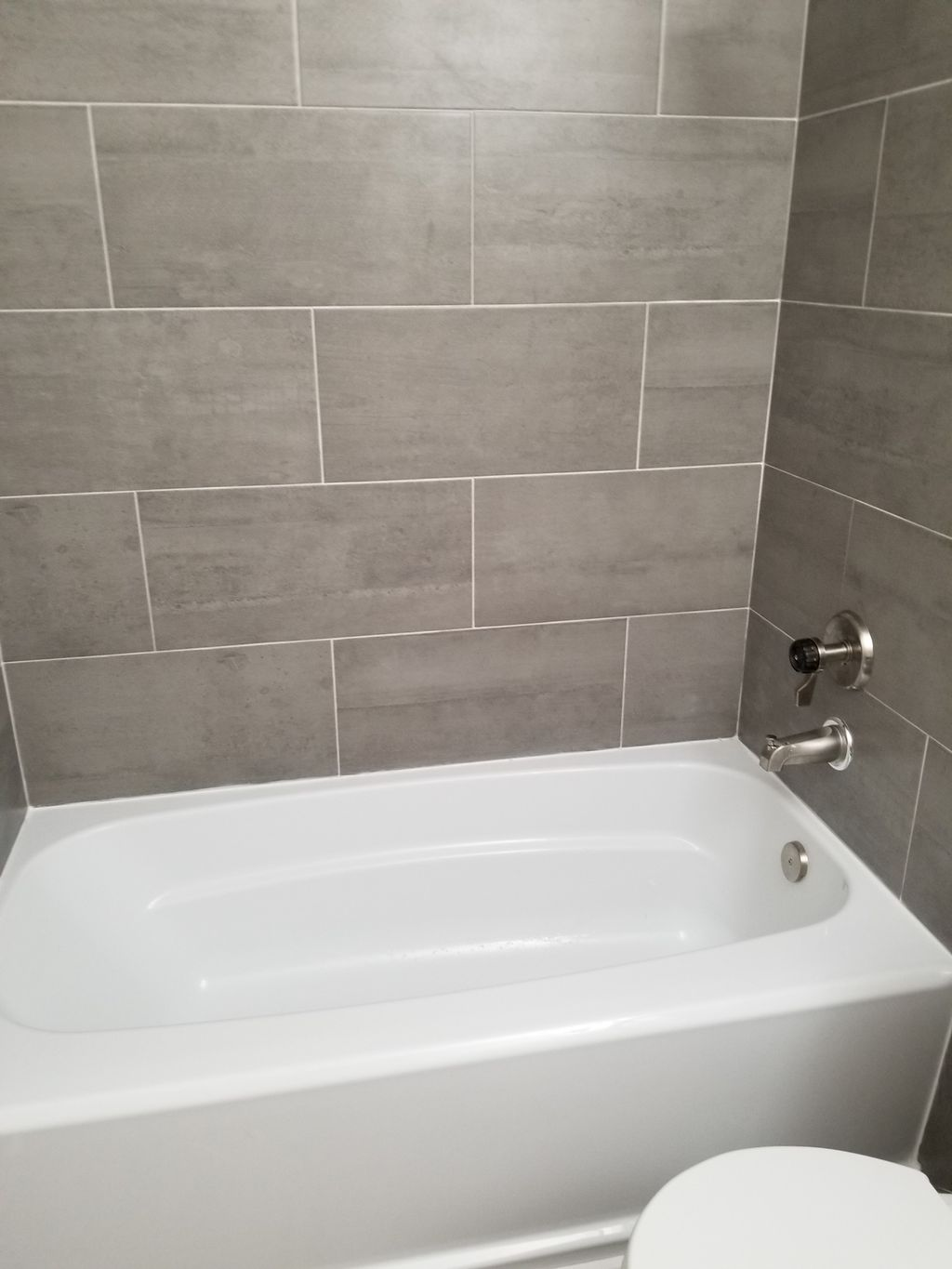Budget Bath remodel with Demo