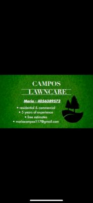 Avatar for Campos lawncare
