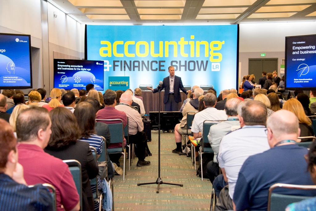 Accounting and Finance Show