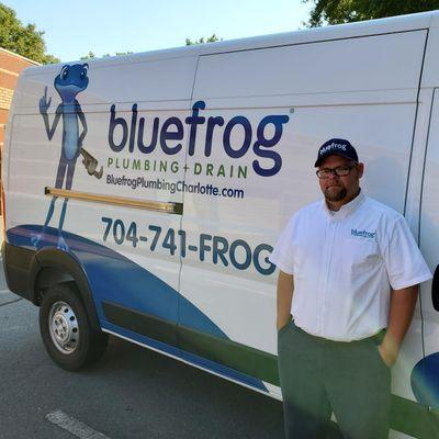 Avatar for Bluefrog Plumbing + Drain