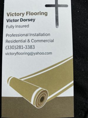 Avatar for Victory Flooring Uniontown, OH Thumbtack