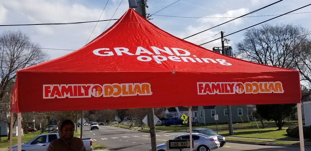 Grand Reopening -Family Dollar