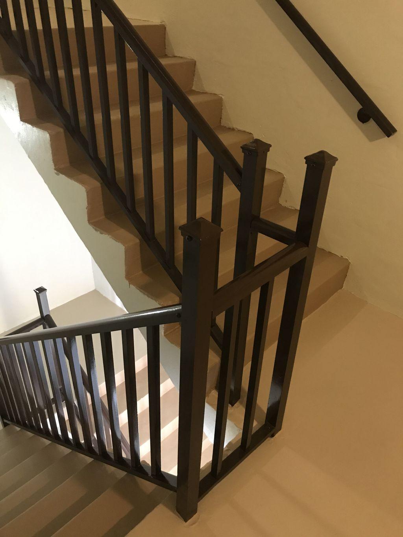 Marina Point stairwells
