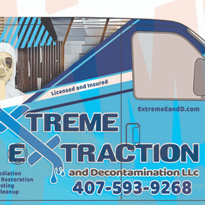 Avatar for Extreme Extraction and Decontamination llc Kissimmee, FL Thumbtack