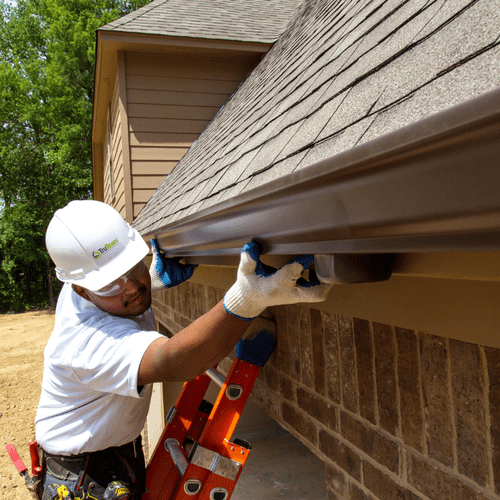 Need gutters or are your current ones not functioning? Quality Insulation can meet all your gutter needs!