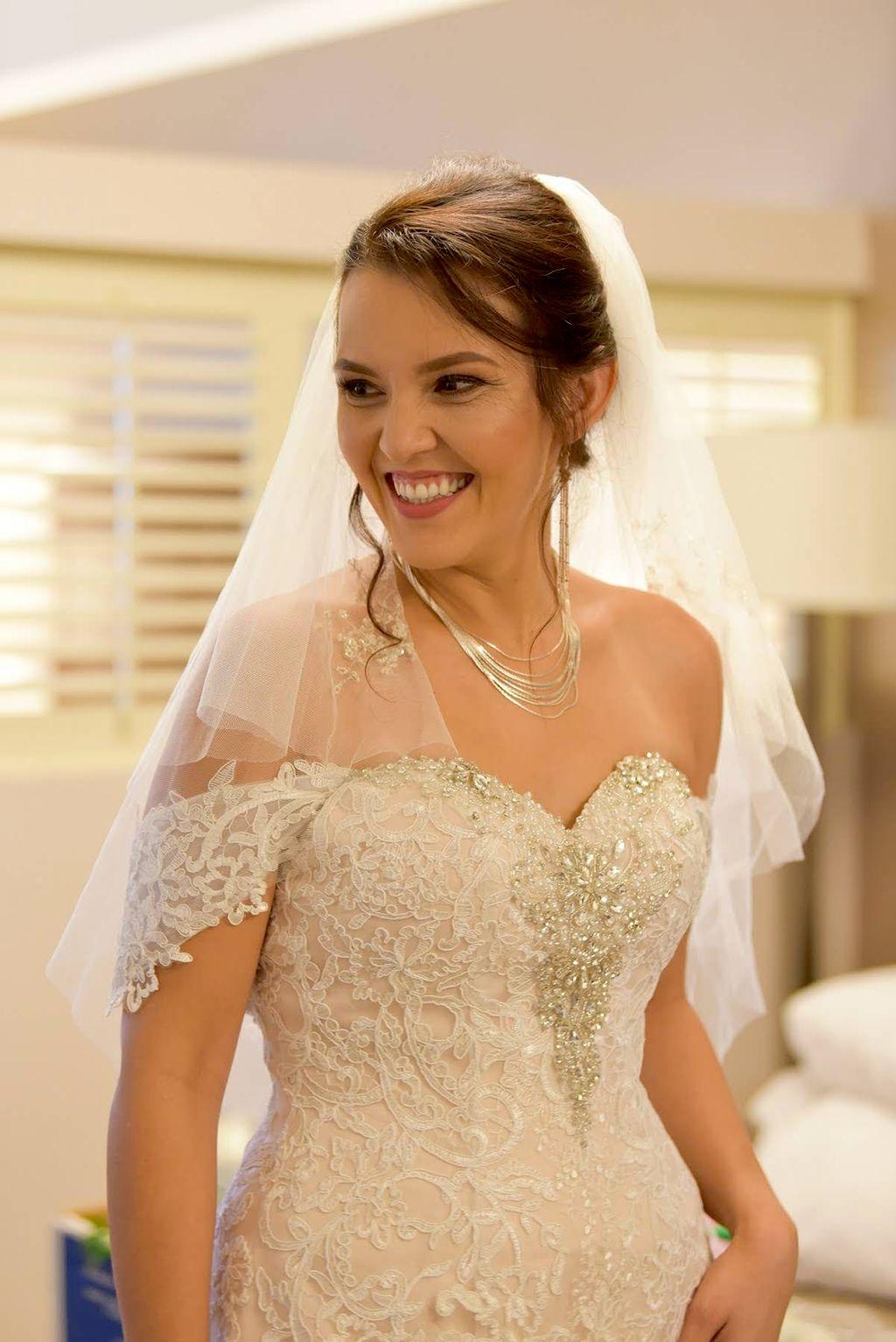 Melanie  Wedding