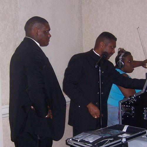 Hylick Wedding DJ Spice