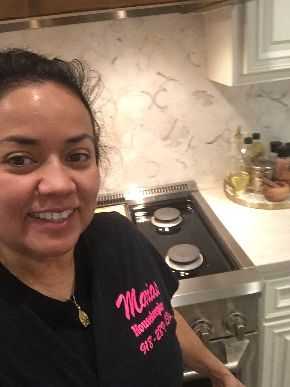 Maria housekeeping