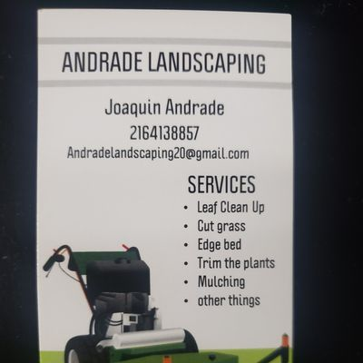 Avatar for Andrade Landscaping