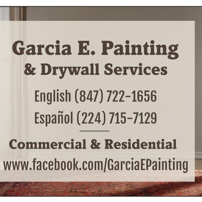 Avatar for Garcia E Painting Highland Park, IL Thumbtack