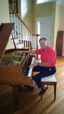 Avatar for McDonald's Piano Tuning