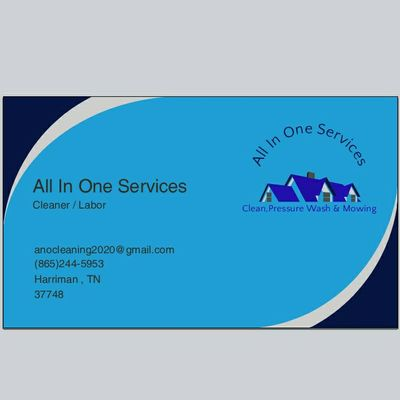Avatar for All In One Services Harriman, TN Thumbtack
