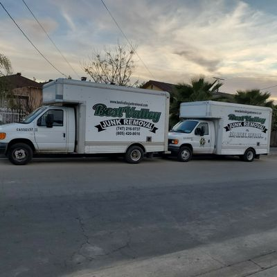 Avatar for Best valley junk removal and hauling North Hills, CA Thumbtack