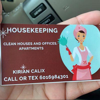 Avatar for Kirian Cleaning Brandon , MS Thumbtack