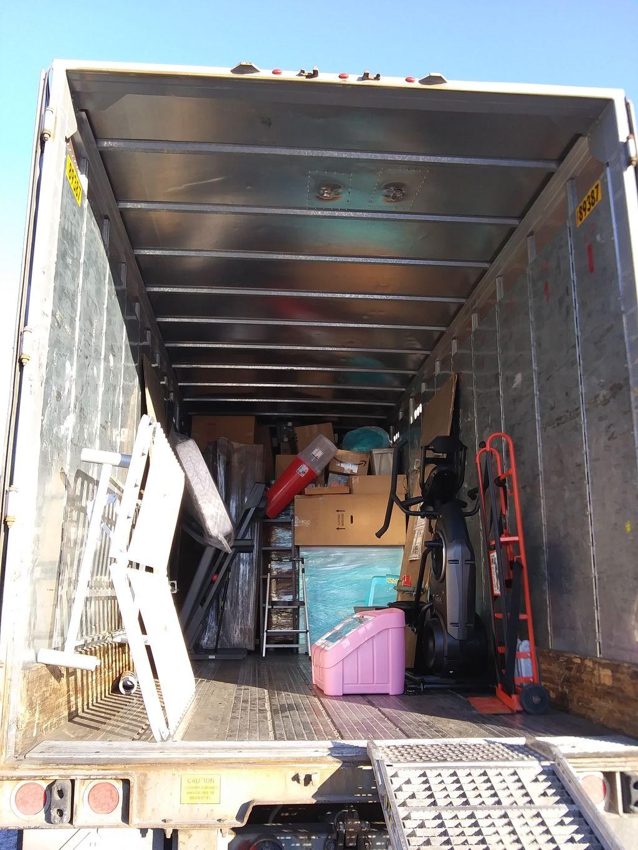 Load Upack trailer