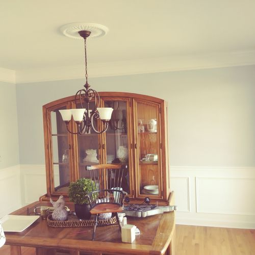 A Windstone Dining room