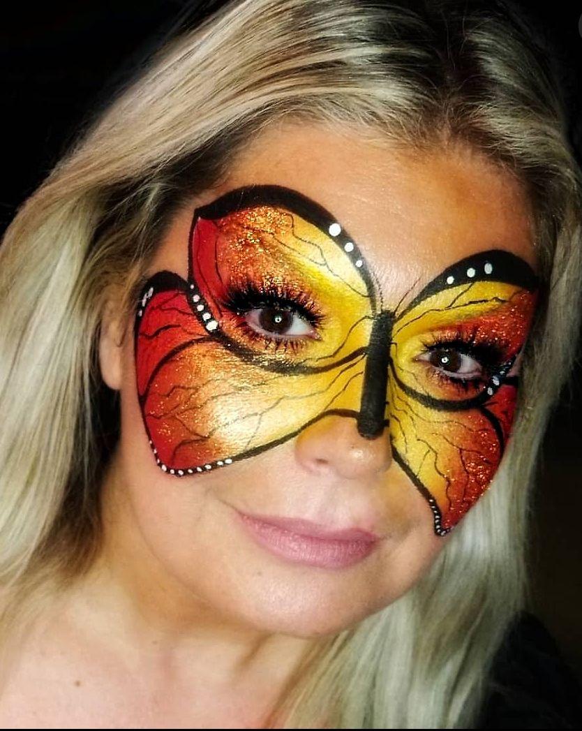Halloween - Butterfly