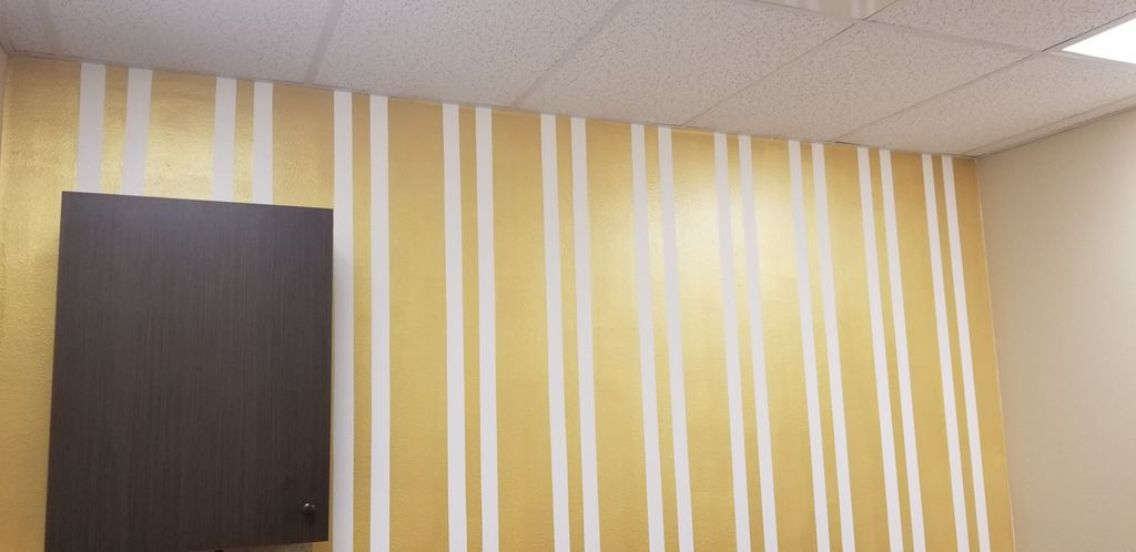 Showroom Accent Wall