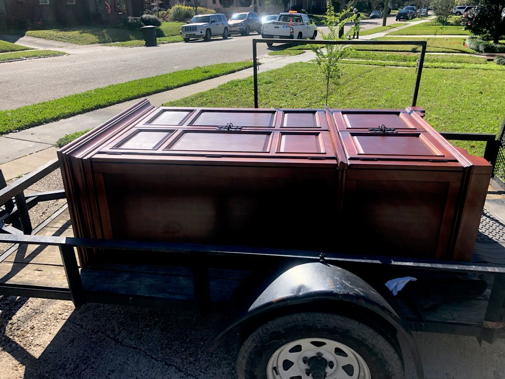Hauled off an Armoire cabinet