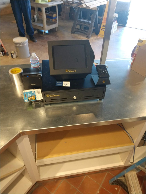 Farmboy Restaurant POS, Audio and security cameras
