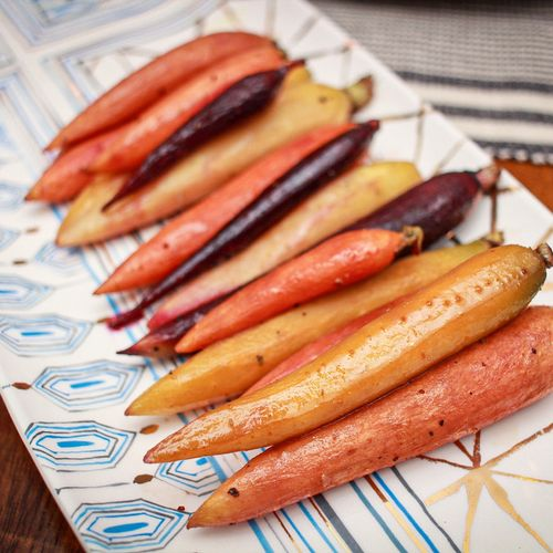 Glazed carrots everyone will love!