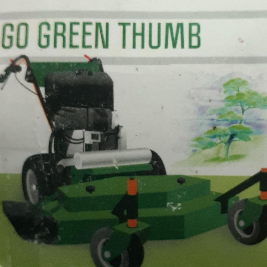 Go green thumb