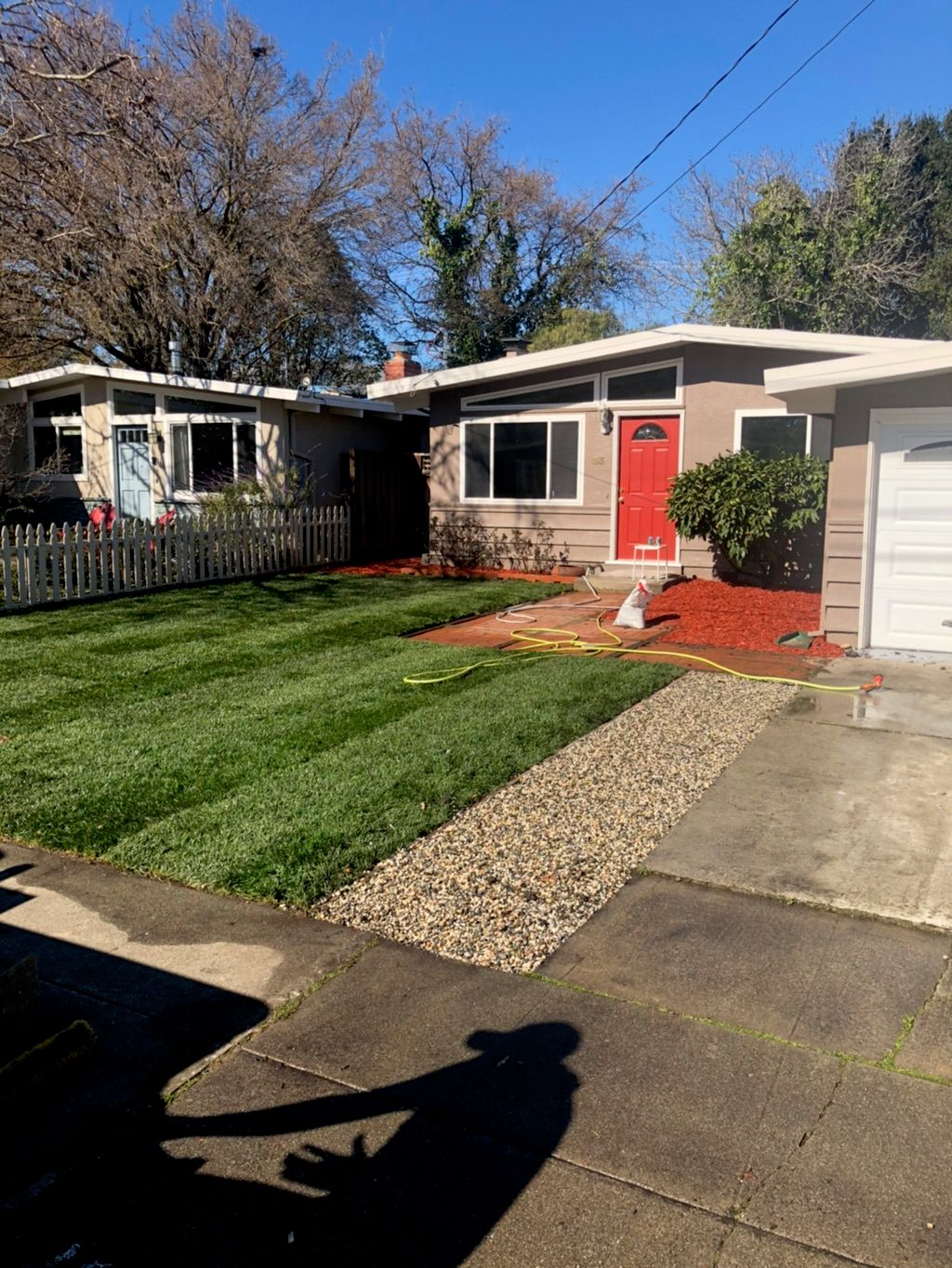 Jr's landscaping Palo Alto.
