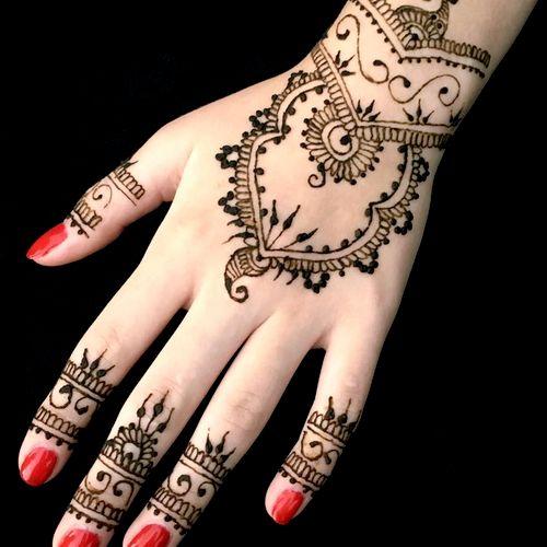 Henna by Codie.