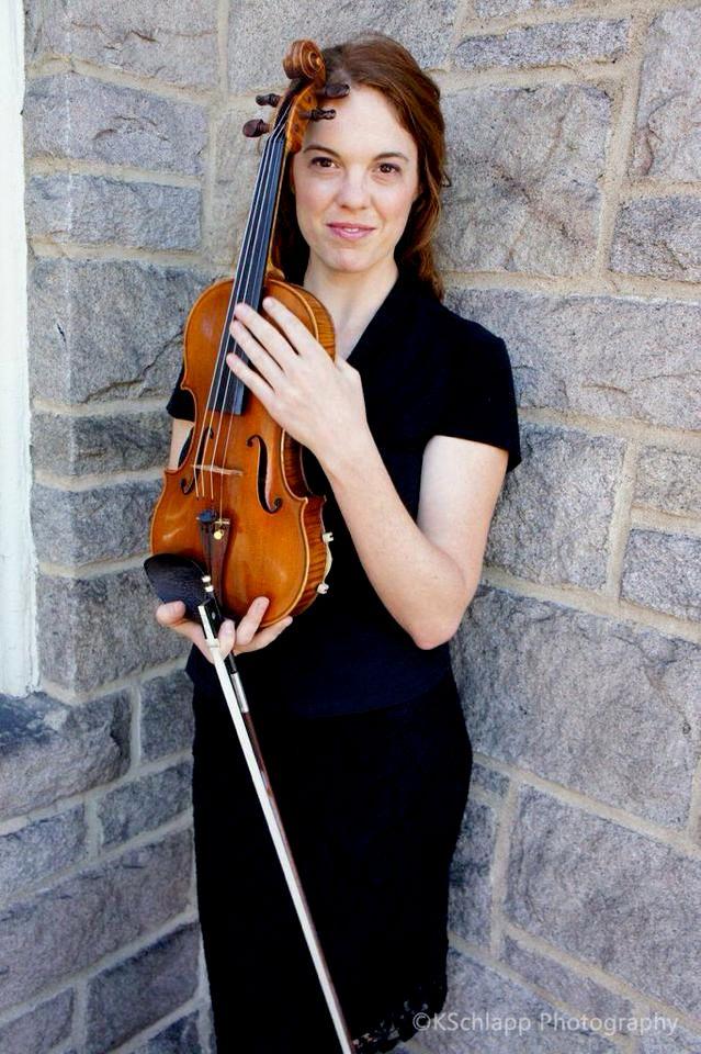 Solo Violin, Viola, Cello, or Guitar