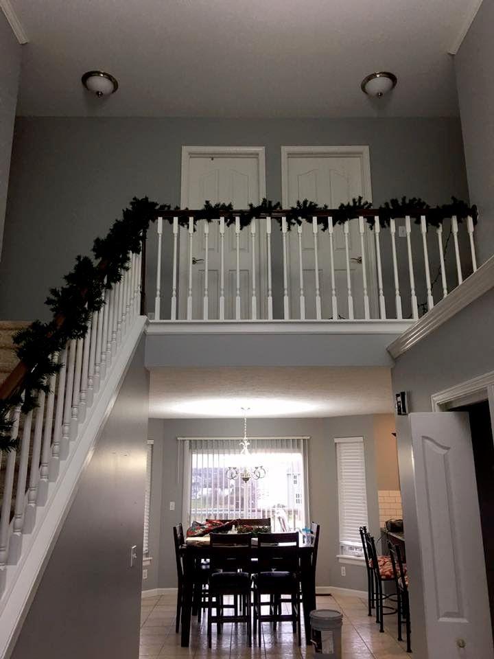 2 Level Entry Foyer & Hallway