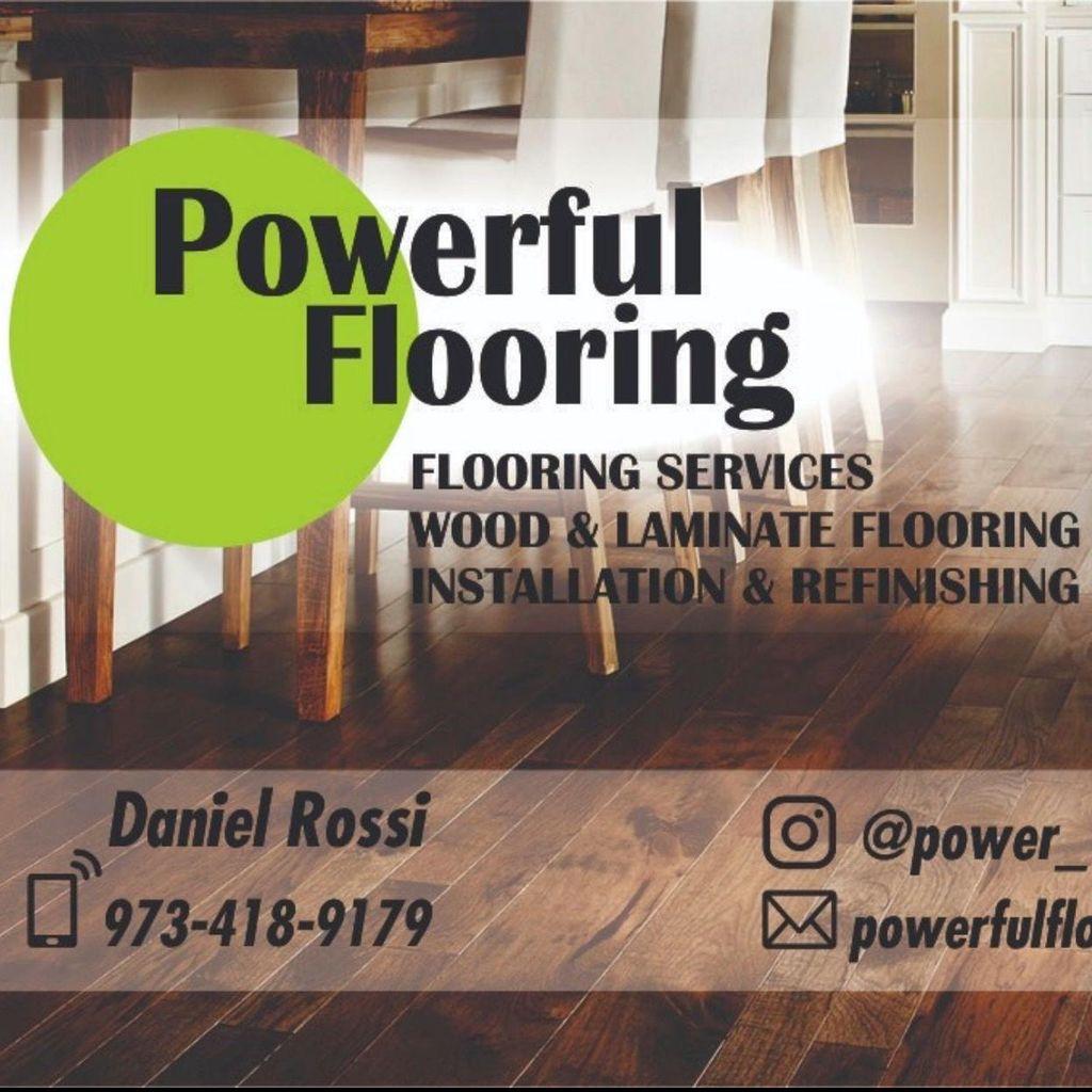 powerful flooring
