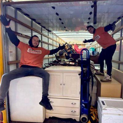 Avatar for WeHaul Junk Removal Wilmington, DE Thumbtack
