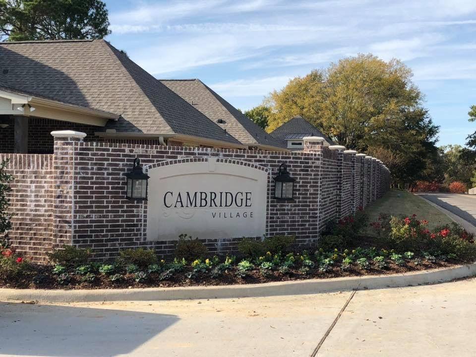 Cambridge Village Fall Color