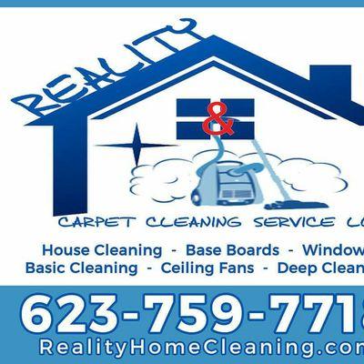Avatar for Reality Home & Carpet Cleaning LLC Phoenix, AZ Thumbtack