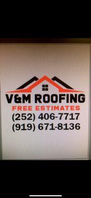 Avatar for V&M Roofing & Hardscape Wake Forest, NC Thumbtack