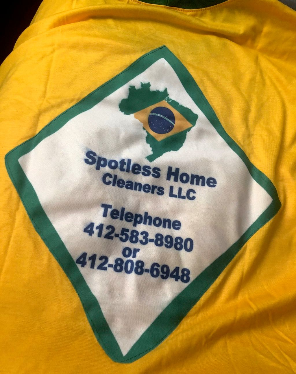 Spotless home cleaners llc