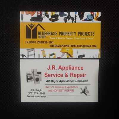 Avatar for JRs Appliance Repair / Bluegrass property projects Shepherdsville, KY Thumbtack