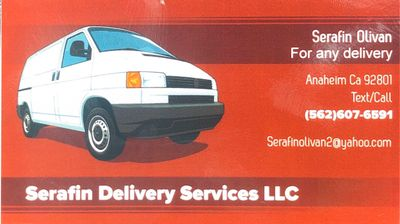Avatar for Serafin Delivery Services LLC