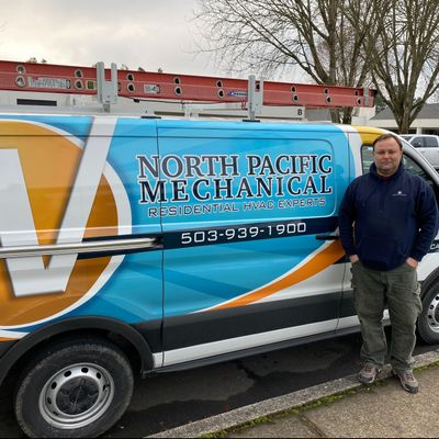 Avatar for North Pacific Mechanical
