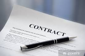 Contract Notarization