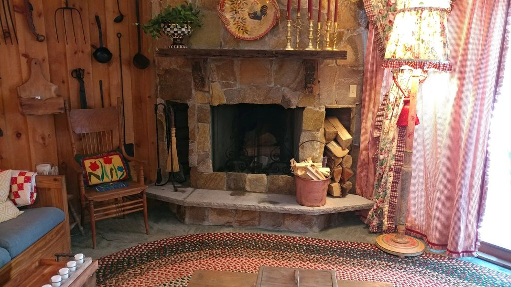 0 Clearance Fireplace Install