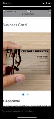 Avatar for Reilly carpentry Boston, MA Thumbtack