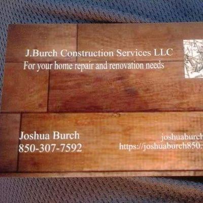 Avatar for J.burch construction services llc Defuniak Springs, FL Thumbtack