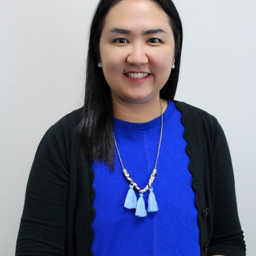 Kelly Sakulthep: Office Assistant
