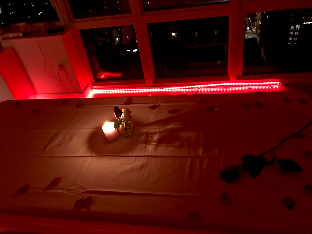 Valentines Red Room