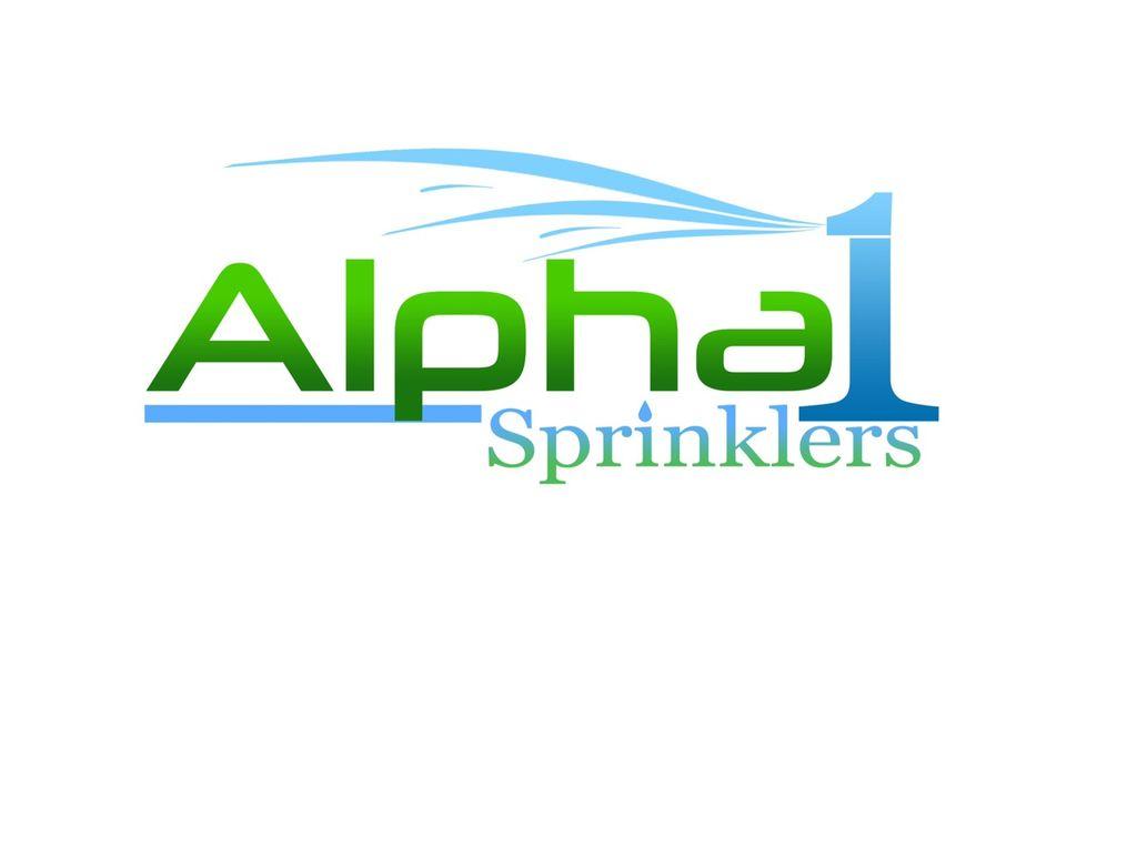 Alpha1 Sprinklers