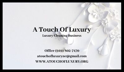 Avatar for A Touch Of Luxury Apex, NC Thumbtack