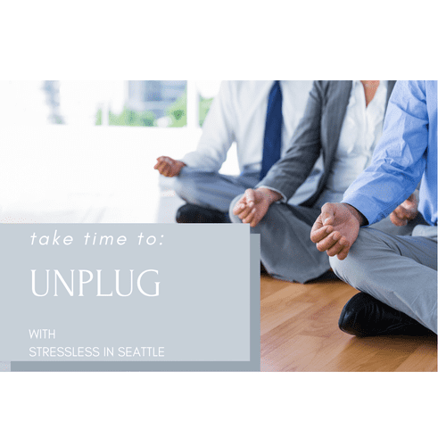 Unplug - Meditation for the Workplace